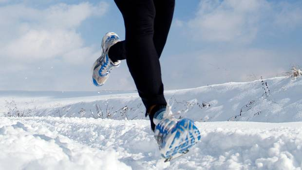 winter+running