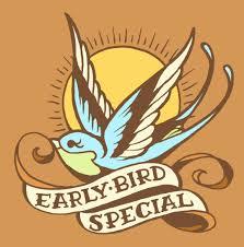 earlybirdspecial
